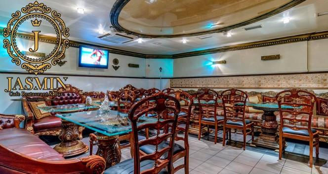 Скидка 50% на меню и напитки в ресторане Jasmin в Ресторан Jasmin