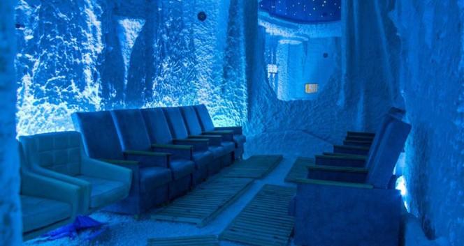 Скидка 50% на посещение соляной пещеры в Соляная пещера «На Витебском пр.»