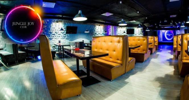 Скидка 50% в ресто-баре Jungle Joy в Ресто-бар Jungle Joy