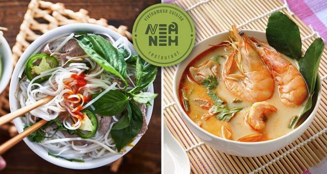Скидка 50% в Ресторан вьетнамской кухни Nem Nem