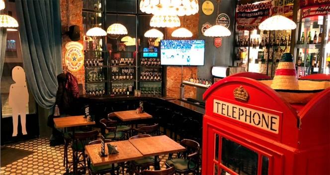 Скидки до 40% на меню в пабе London beer&grill в Паб London beer&grill