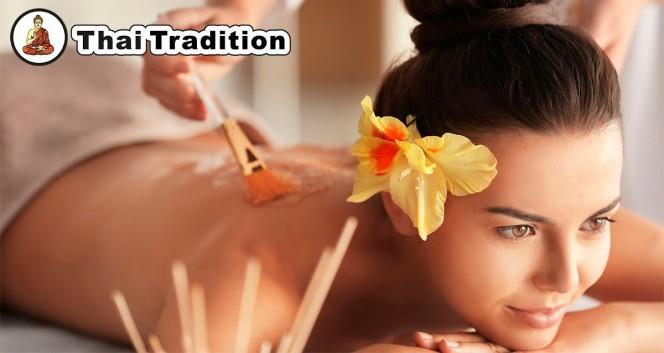 Скидки до 50% на массаж и SPA в SPA-салон Thai-SPA