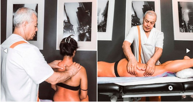 Скидки до 50% на массаж по авторской методике в Авторская методика Родиона Григорьева