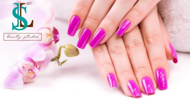 Скидки до 50% на ногтевой сервис в салоне LS Beauty Studio в Салон красоты LS Beauty Studio