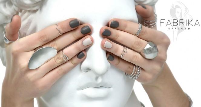 Скидки до 50% на ногтевой сервис в Студия красоты Fabrika
