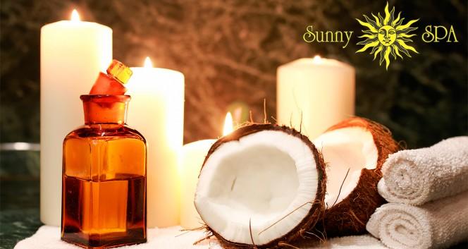 Скидки до 50% на тайский массаж и SPA на Кутузовском в SPA-центр Sunny SPA