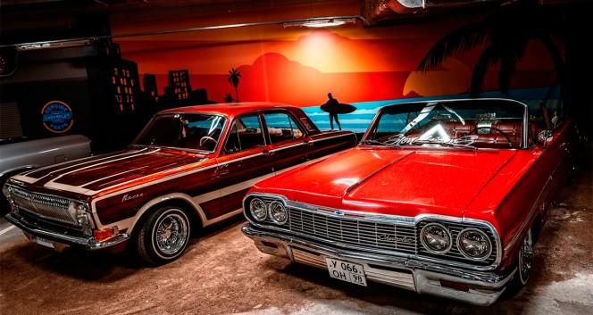 Скидки до 55% на билеты на выставку ретроавтомобилей в Выставка ретроавтомобилей Retro Car Show