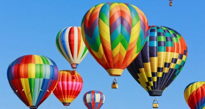 Скидки до 55% на полет на воздушном шаре в Клуб «Аэронавт»