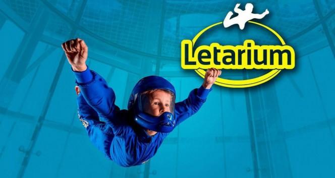 Скидки до 61% на полет в аэротрубе от комплекса «Летариум» в Аэродинамический комплекс «Летариум»