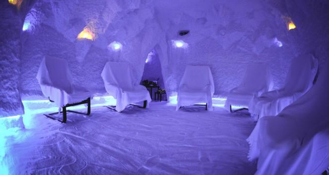 Скидки до 60% на SPA, массаж и соляную пещеру в «Здравнице» в Оздоровительный центр «Здравница»
