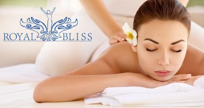 Скидки до 60% в ROYAL BLISS Massage and SPA в Салон ROYAL BLISS Massage and SPA