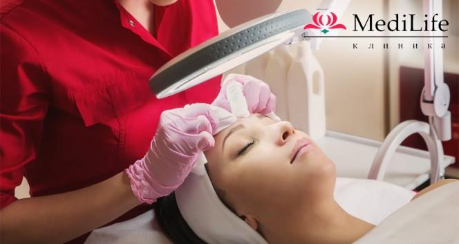 Скидки до 61% на косметологию в MediLife в Клиника MediLife