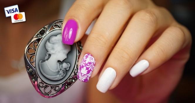 Скидки до 65% на ногтевой сервис в «Студии 72» в Салон красоты «Студия 72»