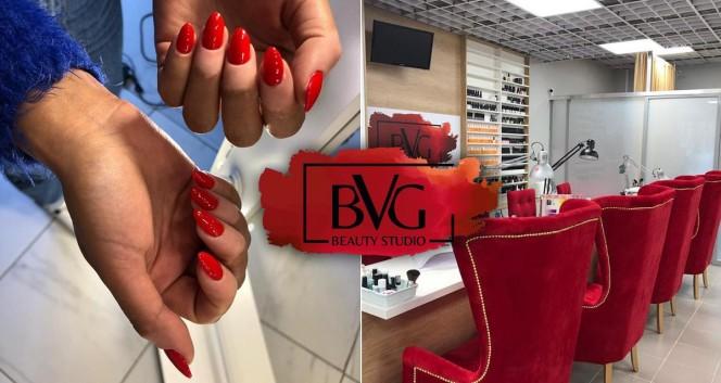 Скидки до 65% на услуги для ногтей в Ногтевая студия BVG