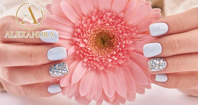 Скидки до 65% на услуги для ногтей в центре города в Салон красоты «Александра»