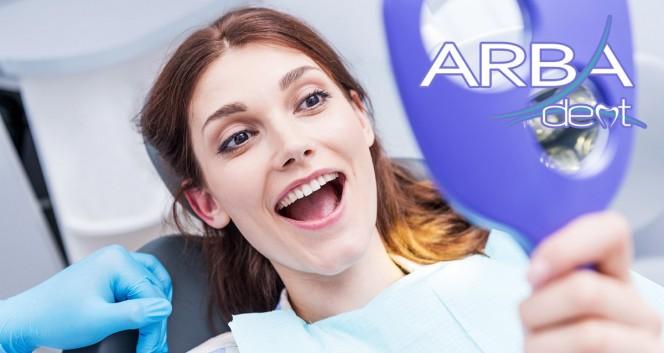 Скидки до 65% на услуги стоматологии «Арбадент» в Стоматология «Арбадент»