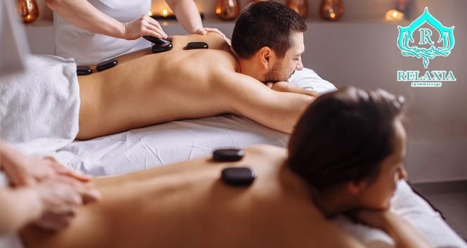 Скидки до 67% на SPA-программы в Студия массажа Relaxia