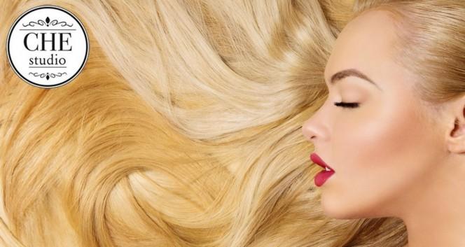 Скидки до 67% на уход за волосами в салоне CHE studio в Салон красоты CHE studio