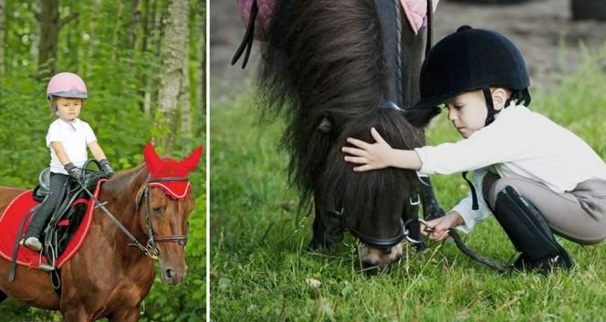 Скидки до 70% на конные прогулки по лесопарку в Конный клуб «Баядера»