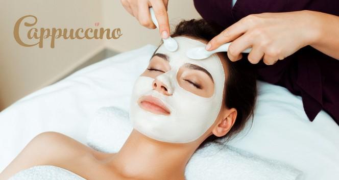 Скидки до 70% на косметологию и депиляцию в Салон красоты CAPPUCCINO