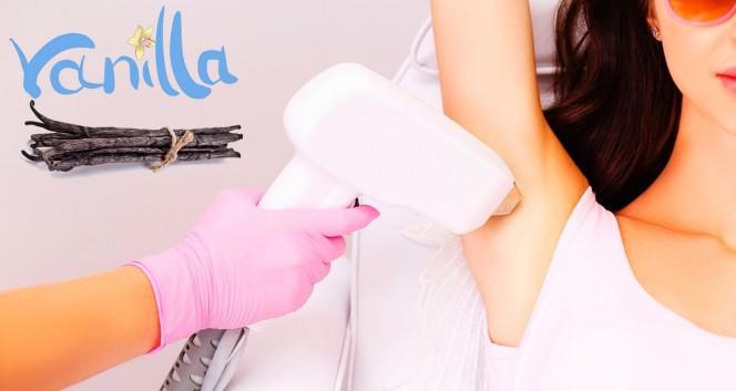 Скидки до 70% на лазерную эпиляцию в Студия красоты Vanilla Laser