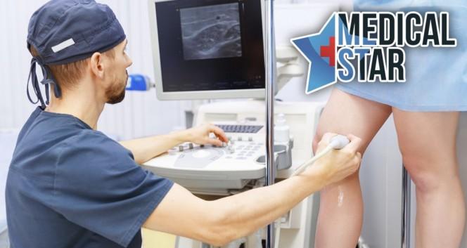 Скидки до 70% на прием флеболога в Многопрофильный медицинский центр Medical Star