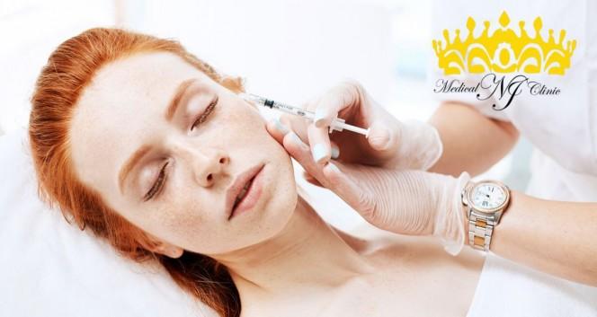 Скидки до 70% на уход и омоложение в клинике NJMed в Сеть медицинский клиник NJMed