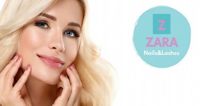 Скидки до 74% на наращивание ресниц в ZARA Nails&Lashes в Студия красоты ZARA Nails&Lashes