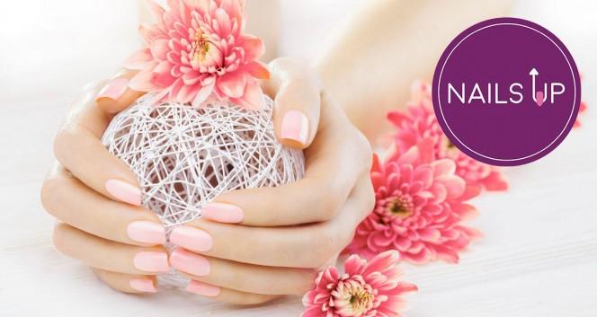 Скидки до 75% на ногтевой сервис в Студия маникюра Nails Up