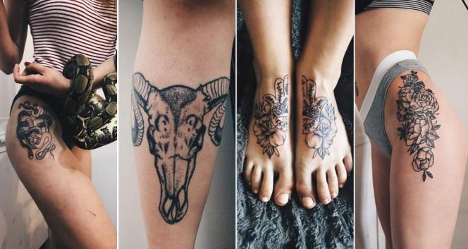 Скидки до 75% на татуировки от салона «Каштан» в Салон красоты «Каштан»
