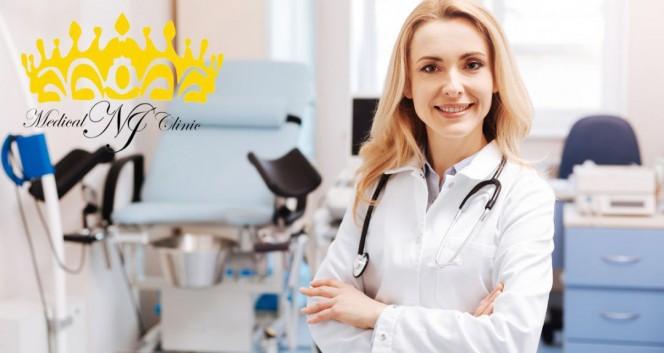 Скидки до 78% на УЗИ малого таза и ПЦР в Сеть медицинский клиник NJMed