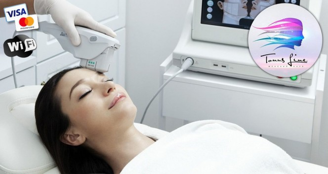 Скидки до 80% на косметологию и эпиляцию в Tonus Line в Тонус-центр Tonus Line