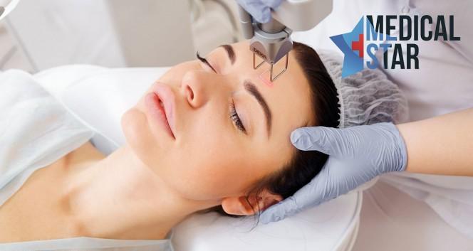 Скидки до 80% на косметологию в центре Medical Star в Многопрофильный медицинский центр Medical Star