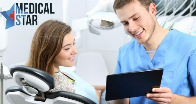 Скидки до 80% на лечение зубов в Medical Star в Многопрофильный медицинский центр Medical Star