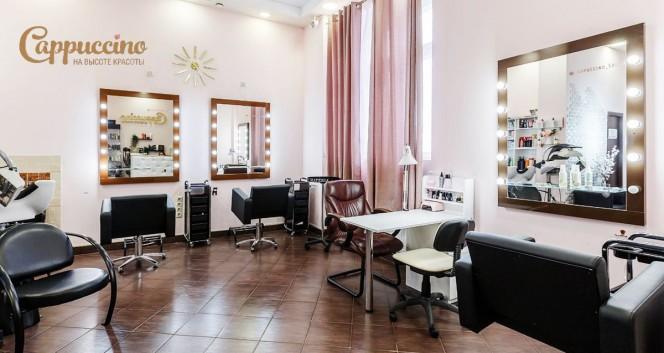 Скидки до 80% на ногтевой сервис в Салон красоты CAPPUCCINO