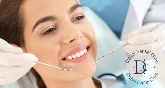 Скидки до 82% на услуги стоматологии в Стоматология Digital Dental Clinic