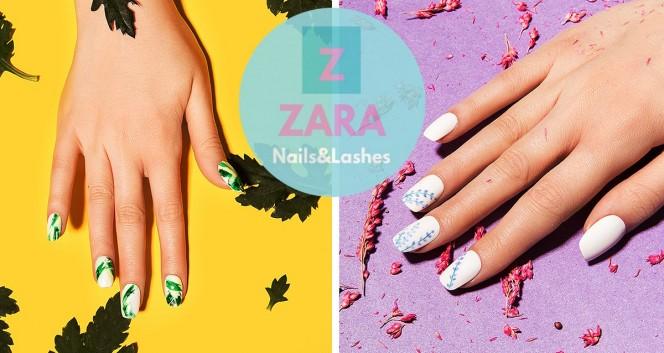 Скидки до 89% на маникюр в ZARA Nails&Lashes в Студия красоты ZARA Nails&Lashes