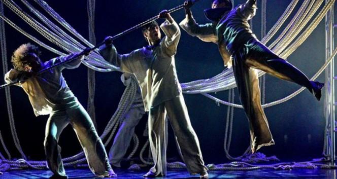Спектакль Юнона и Авось в «Театральный центр на Страстном»