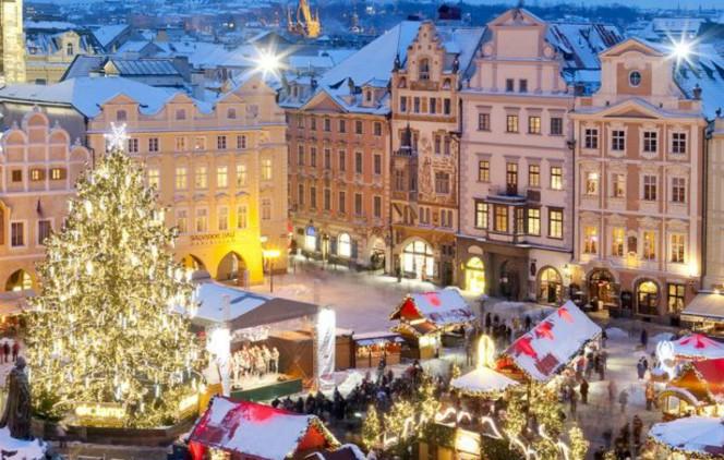 Новый год дания швеция финляндия