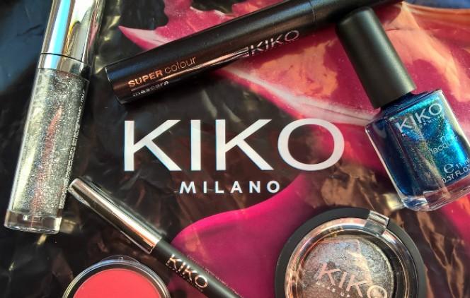 Kiko makeup